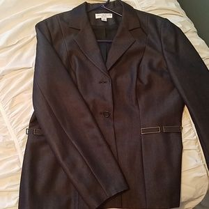 A beautiful well made business suit.